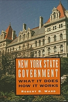 New York State government : what it does, how it works