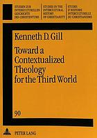Toward a contextualized theology for the third world : the emergence and development of Jesus' Name Pentecostalism in Mexico