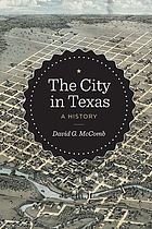 The city in Texas : a history