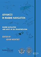 Marine Navigation and Safety of Sea Transportation.