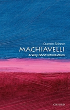 Machiavelli : a very short introduction