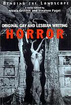 Horror : original gay and lesbian writing