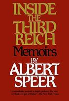 Inside the Third Reich: Memoirs