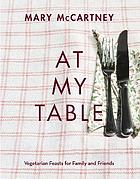 At Mytable : Vegetarian Feasts for Family and Friends