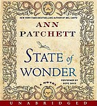 State of wonder : [a novel]