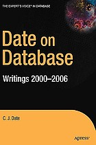 Date on database : writings 2000-2006