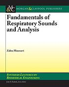 Fundamentals of respiratory sounds and analysis