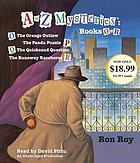 A to Z mysteries. / Books O-R