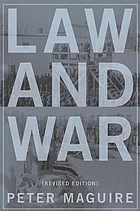 Law and war : international law & American history