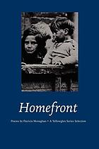 Homefront : poems