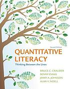 Quantitative literacy : thinking between the lines