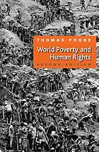 World poverty and human rights : cosmopolitan responsibilities and reforms