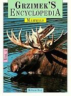 Grzimek's Encyclopedia of Mammals cover image