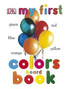 My first colors board book.
