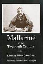 Mallarmé in the twentieth century