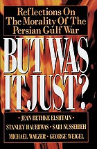 But was it just? : reflections on the morality of the Persian Gulf War