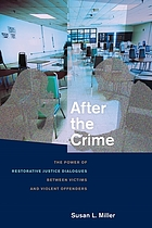After the crime : the power of restorative justice dialogues between victims and violent offenders