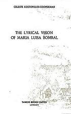 The lyrical vision of María Luisa Bombal
