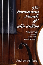 The harmonious musick of John Jenkins