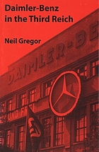 Daimler-Benz and the Third Reich