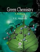 Green chemistry : a textbook