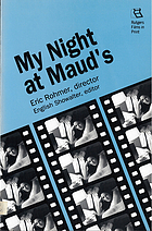 My night at Maud's : Eric Rohmer, director