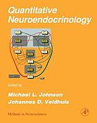 Quantitative neuroendocrinology