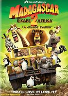 Madagascar : escape 2 Africa