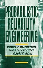 Probabilistic reliability engineering