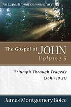 The Gospel of John : an expositional commentary