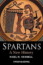 Spartans: A New History cover image