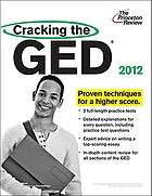 Cracking the GED, 2012