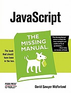 JavaScript : the missing manual
