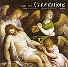 Third book of lamentations