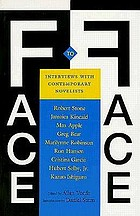 Face to face : interviews with contemporary novelists