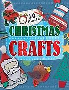 10 Minute Christmas crafts