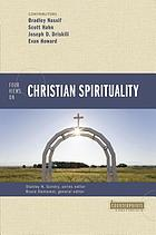 Four views on Christian spirituality