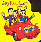 Big red car