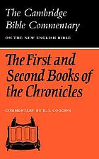 The first and second books of the Chronicles : commentary