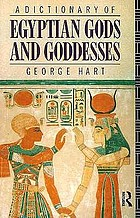Dictionary of Egyptian Gods and Goddesses cover image