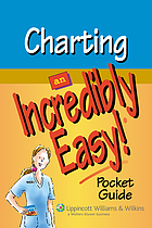 Charting : an incredibly easy pocket guide.