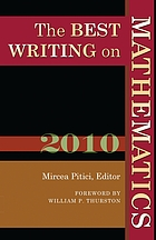 The best writing on mathematics 2010