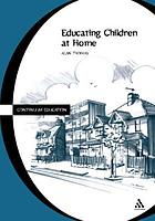 Educating children at home