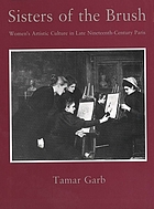 Sisters of the brush : women's artistic culture in late nineteenth-century Paris