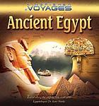 Kingfisher voyages. Ancient Egypt