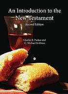 Introduction to the new testament.