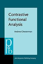 Contrastive functional analysis