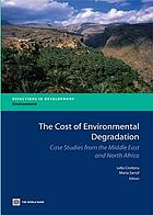 The cost of environmental degradation : case studies from the Middle East and North Africa