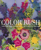 Color rush : American color photography from Stieglitz to Sherman