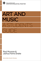 Art and music : a student's guide